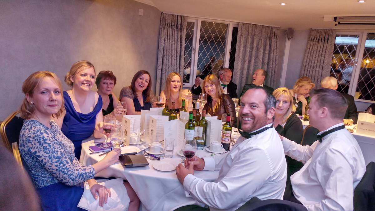 Dorset Law Society Dinner 2017