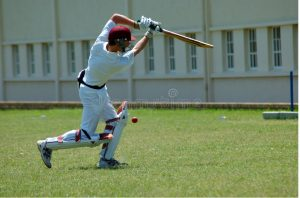 image of cricketer
